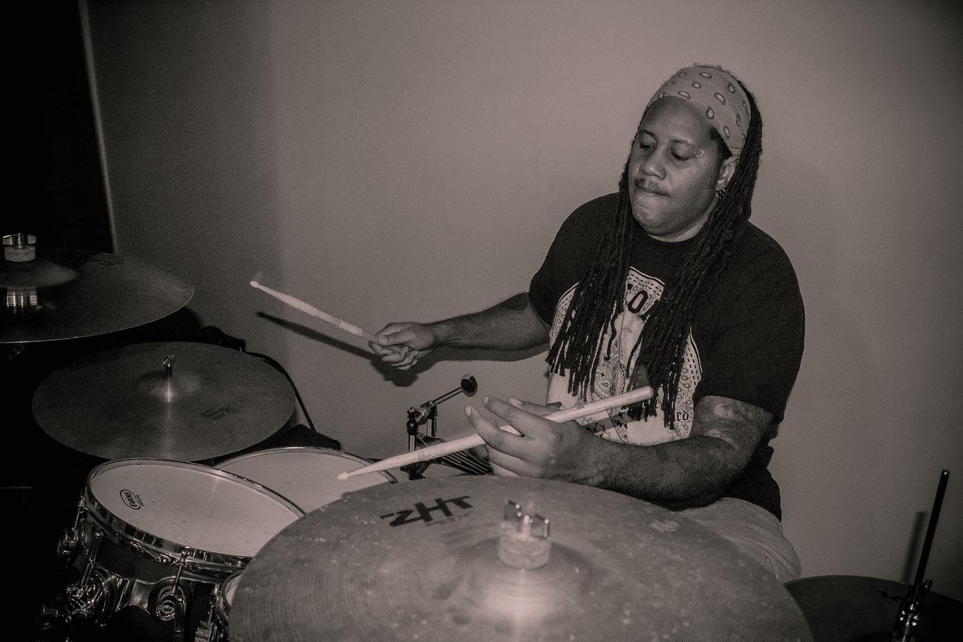 Lamar Little - Drums
