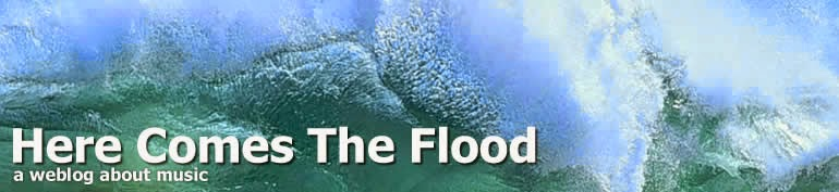 Here Comes the Flood logo