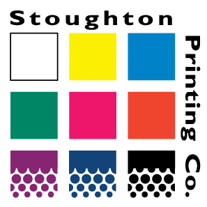 Stoughton Printing Co. logo